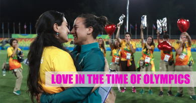 Love in the time of olympics