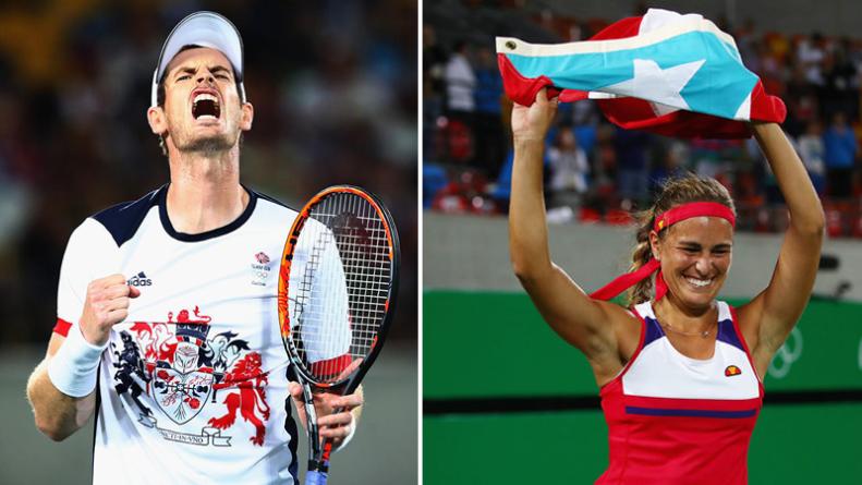 Tennis Olympic Gold 2016 Rio