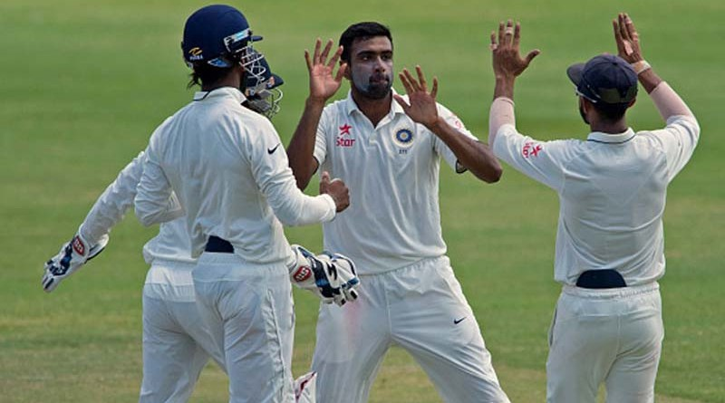 India a historic win over New Zealand