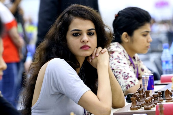 Baku Chess Olympiad India women team