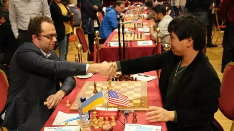 Eljanov Wins Isle of Man Masters but Praggu Steals the Show with 18-Move Win with Blacks