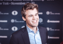 Carlsen Bounces Back with Victory in Round-10 of World Chess Championship at New York