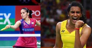 China open Saina Nehwal