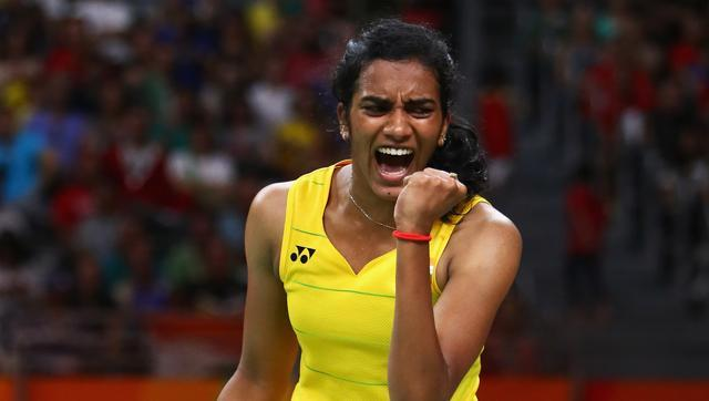 Badminton china open sindhu