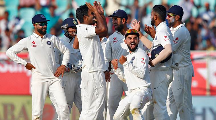 England Become Part of Test Cricket History after Losing Wankhede Test by an Innings