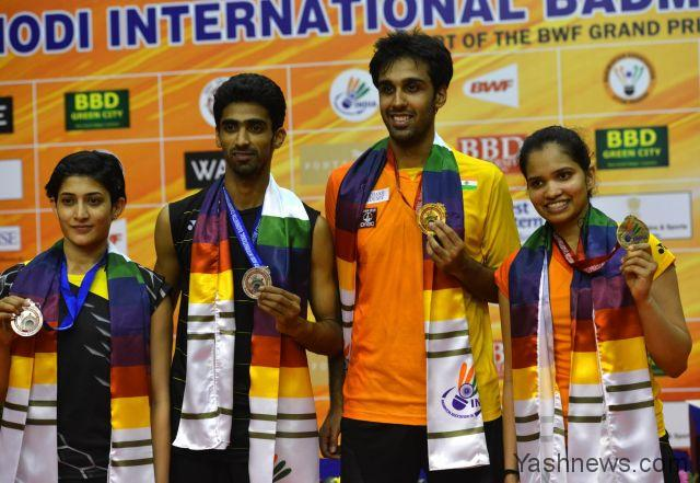 Led by PV Sindhu Indian Shuttlers Win 3 out of