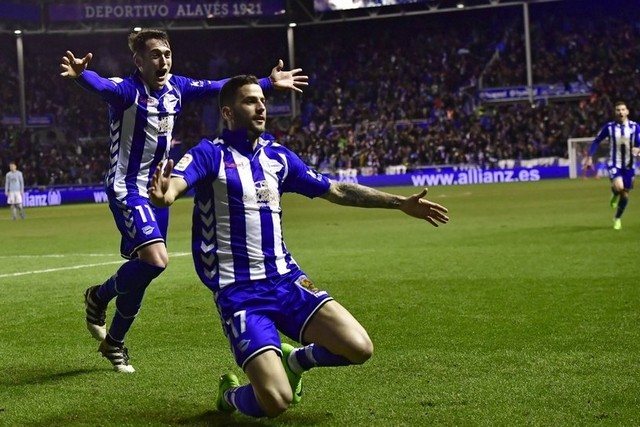 Alaves Reach Copa Del Rey Final