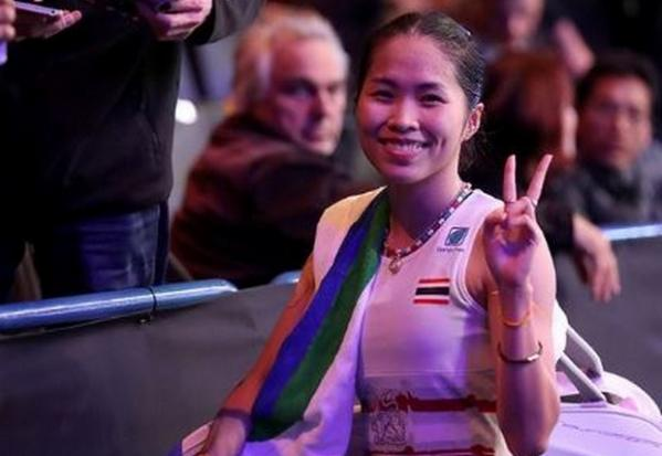 All England Badminton Champion Ratchanok