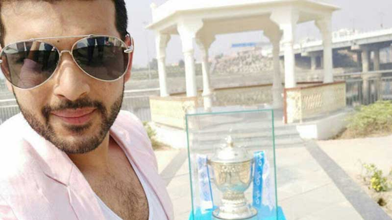 VIVOIPL 2017 Trophy Tour Captivates Fans in The city of Nawabs- Lucknow
