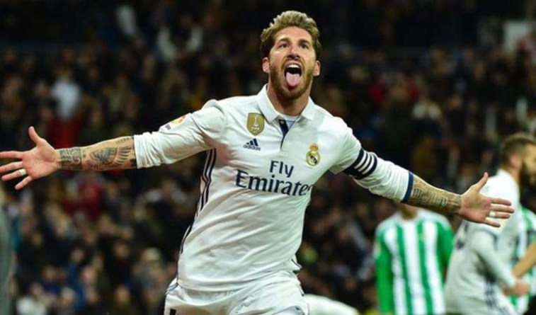 Real Madrid ramos