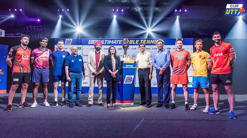 All you need to know about Ultimate Table Tennis 2017