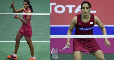 Sindhu & Saina Enter World Badminton Championships Semis