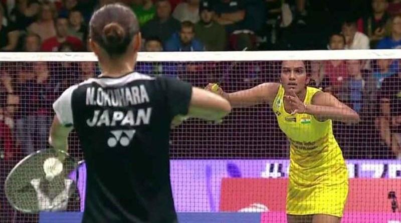 It's Sindhu Vs Okuhara Again! Now, in the Korea Open Finals