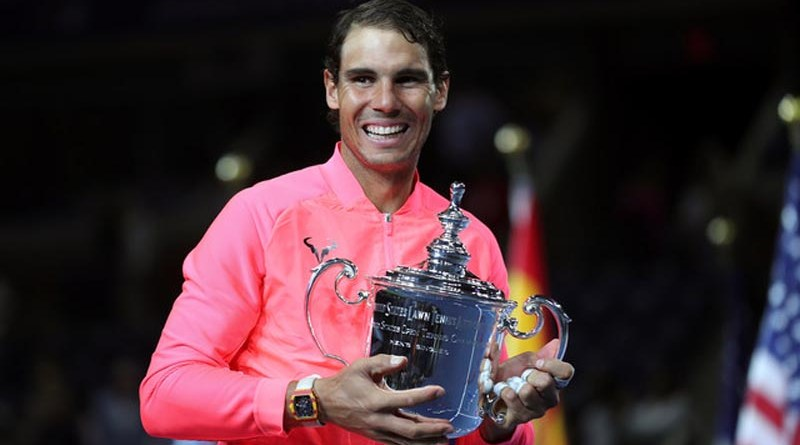 Nadal US Open title
