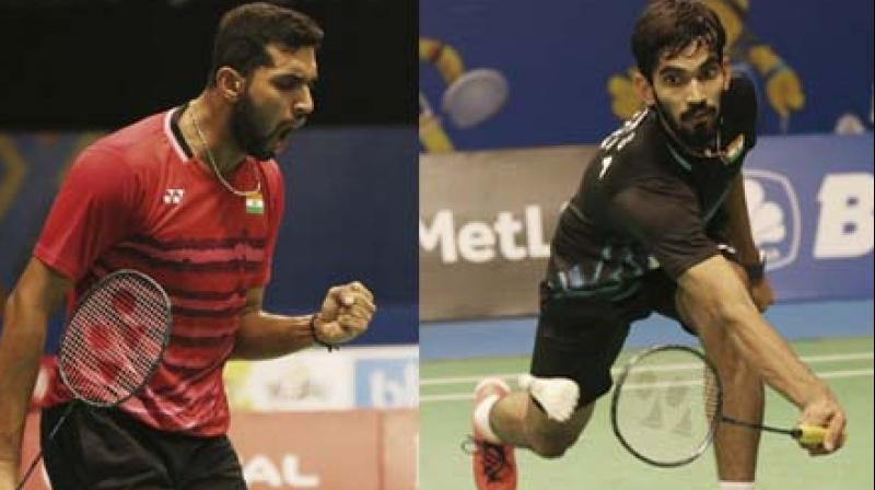 Prannoy and Srikanth Are the Top Picks at the PBL Auctions