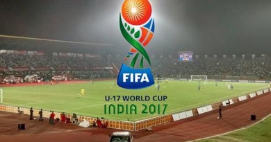 Get Ready to Rock and Roll, FIFA U-17 World Cup Is Here!