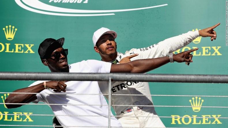 Battle Stories of 2017 Motorsports Heroes Lewis Hamilton