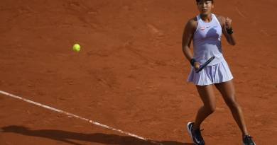 French open 2019 Naomi Osaka