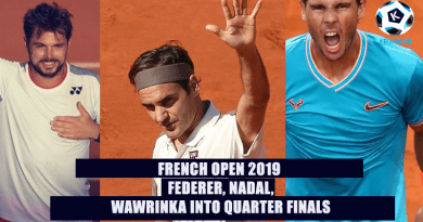 French Open 2019 quarter finals