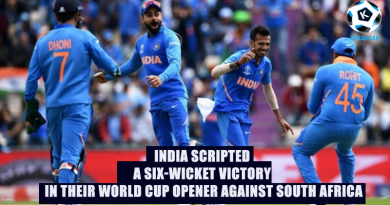 World Cup opener
