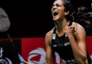 PV Sindhu in All England Championships quarters