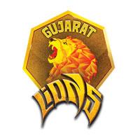 Gujarat Lions  Team Logo