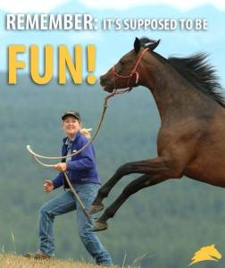 play with your horse christi rains
