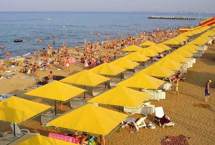 3 лучшие пляжи Крыма: незабываемый отдых у моря!