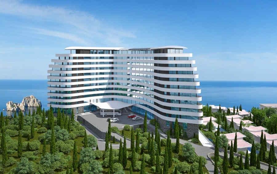 Что лучше выбрать в Гурзуфе: санаторий, пансионат или отель?