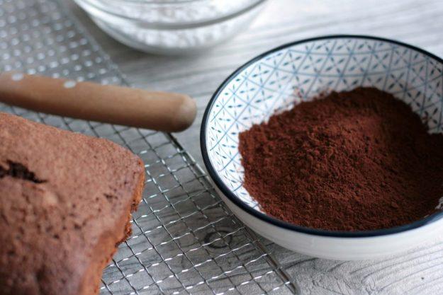 Schokokuchen Schokolade Rührkuchen Oma krimiundkeks