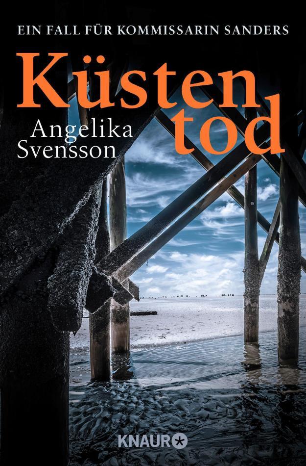 Küstentod Angelika Svensson Kiel Lisa Sanders Ostsee Kiel-Krimi Droemer Knaur krimiundkeks