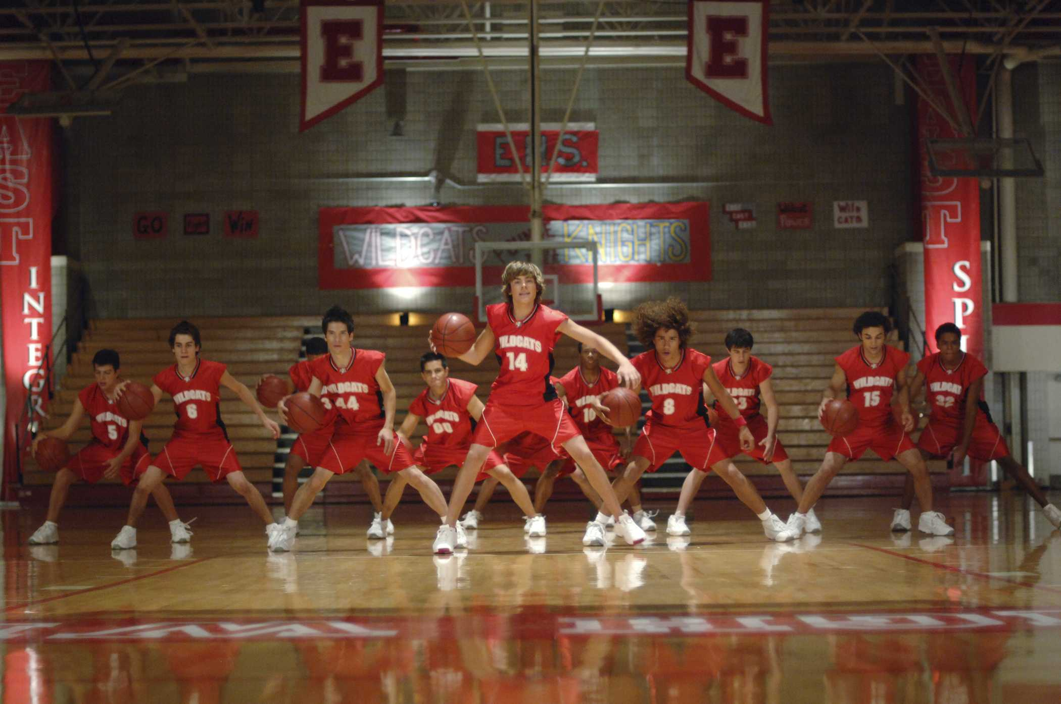 Movie Review High School Musical