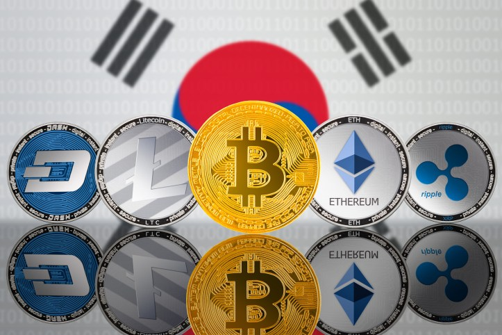 Cryptocurrency Coins - Bitcoin (btc), Litecoin (ltc), Ethereum (