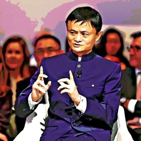 Jack ma invest in bitcoin revolution