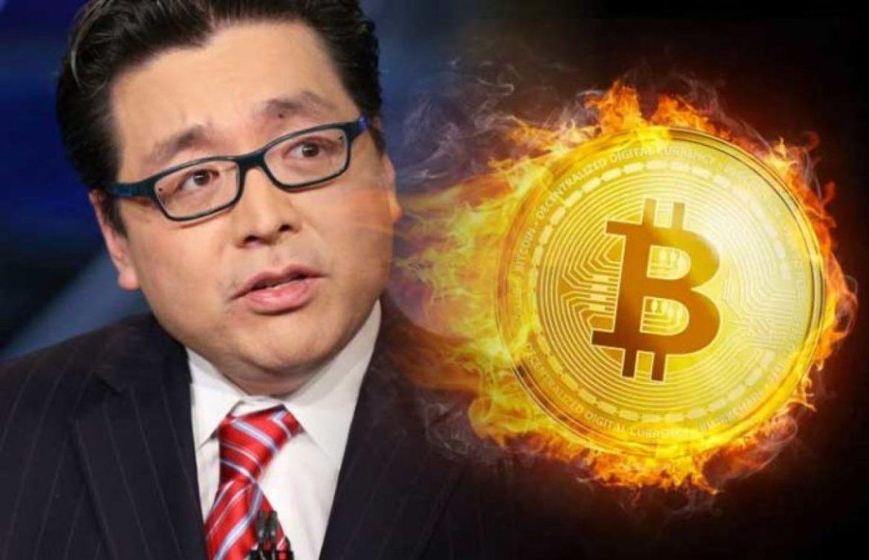 Tom Lee: Düzeltmeye Rağmen Bitcoin'de Bu Seviyeleri Bekliyorum!