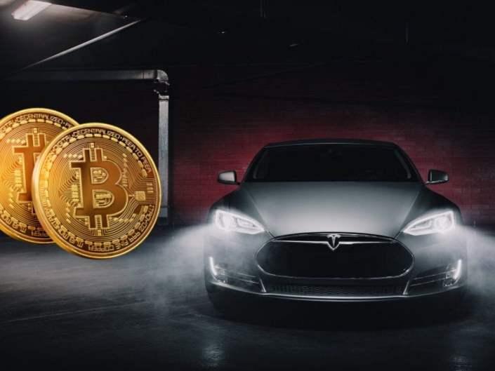 Tesla, Araba Satışlarından Elde Ettiği Kârın Fazlasını Bitcoin ile Elde Etti
