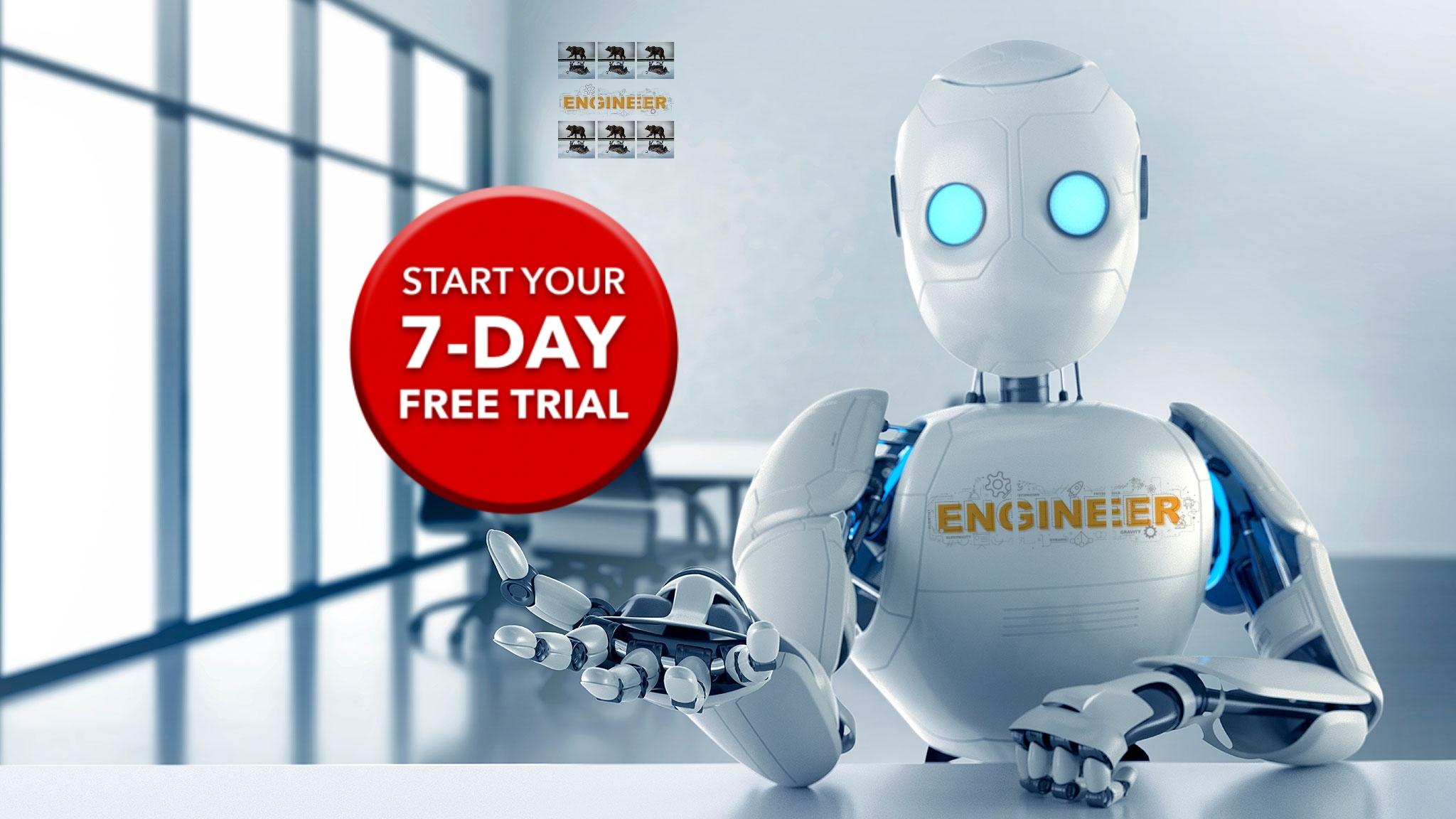 engineering robo deneme