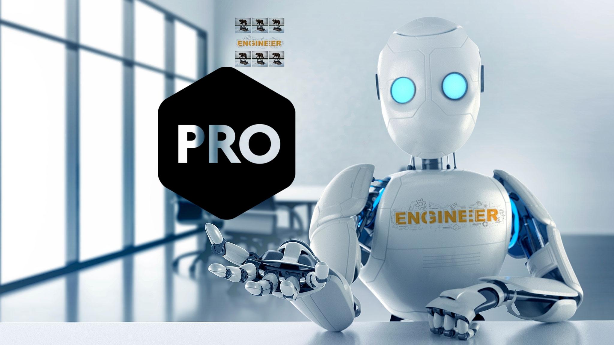 engineering robo pro