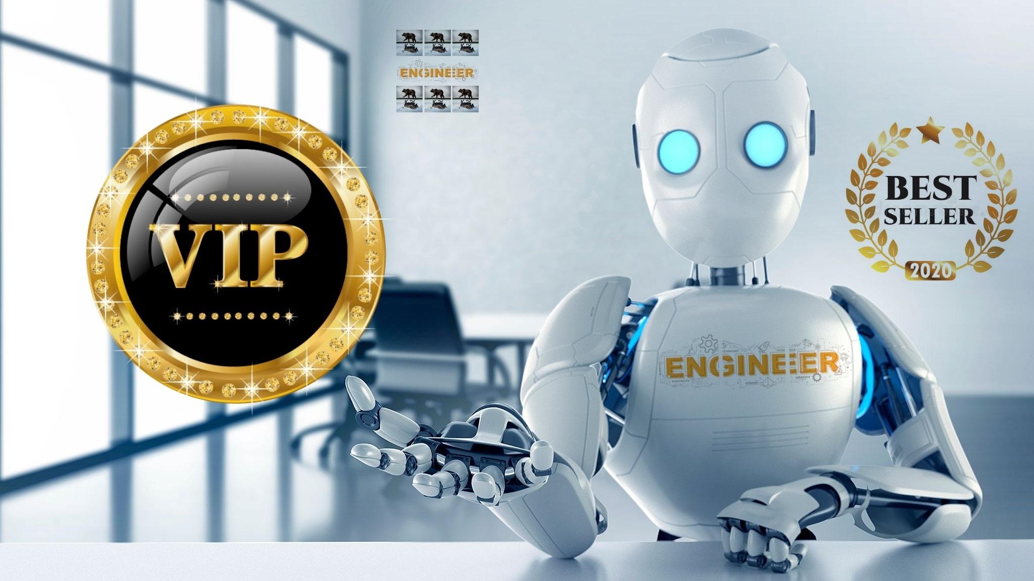 engineering robo vip
