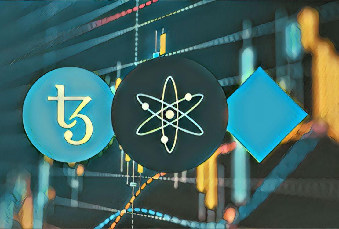 Tezos (XTZ), Cosmos (ATOM), Waves Fiyat Analizi: 12 Haziran