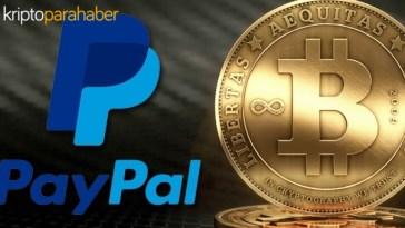 PayPal, kripto para ile ilgili planlarını açıklıyor