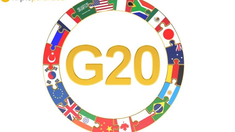 G20'den Bitcoin ve kripto paralarla ilgili sevindirici açıklama