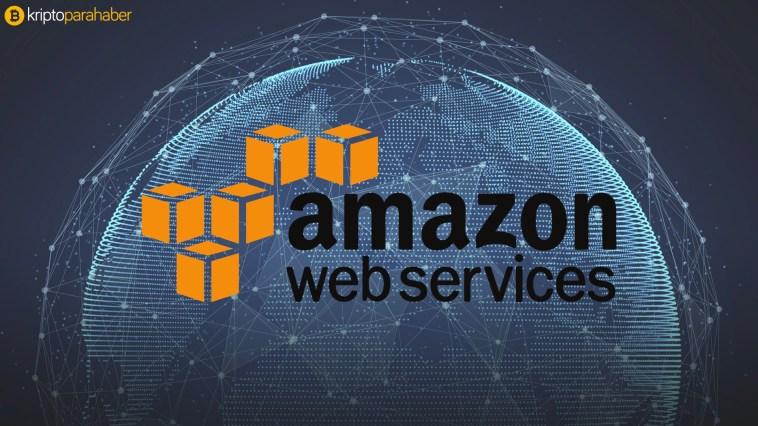 Amazon Blockchain Şablonları ile kendi Blockchain ağınızı yaratın.