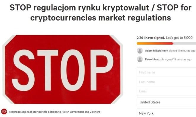 Polonya'nın kripto paraları vergilendirmesine yatırımcılar tepki gösteriyor