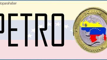 Ekonomik devrim Venezuela: Bankalalar Petro'yu kabul edince PTR %25 değer kazandı
