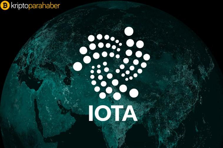 IOTA güçlenmeye devam ediyor