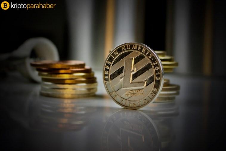 Golden cross'u ilk gören Litecoin heyecanını kaybediyor