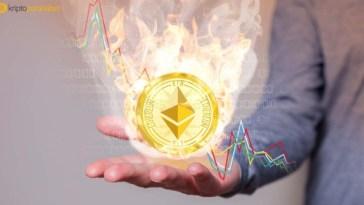 Ethereum (ETH) fiyatı yılın en yüksek seviyesinden yüzde 60 aşağıda