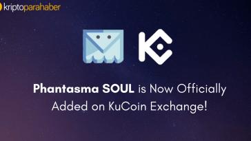 Phantasma (SOUL) şimdi KuCoin'de
