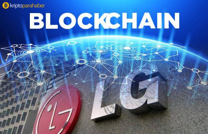 LG Blockchain sistemi ile halka açılacak